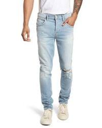 Hudson Jeans - Axl Skinny Fit Jeans - Lyst