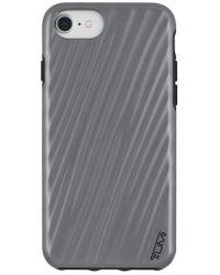 Tumi - 19 Degree Iphone 8 Case - Metallic - Lyst