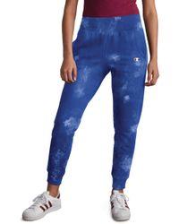 Champion - Garment Dyed Jogger Pants - Lyst