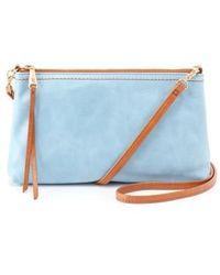 Hobo | 'darcy' Leather Crossbody Bag | Lyst