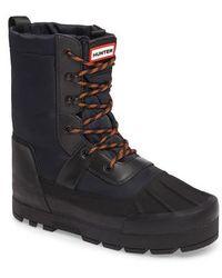 HUNTER - Original Waterproof Insulated Snow Boot - Lyst