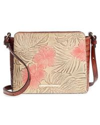 Brahmin - Carrie Crossbody Leather Bag - Lyst