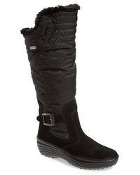 Pajar   Natasha Faux Fur Lined Waterproof Boot   Lyst