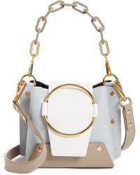 Yuzefi - Delila Mini Bucket Bag - Lyst