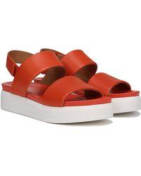Franco Sarto - Sarto By Kenan Platform Sandal - Lyst