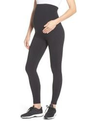 Zella - Mamasana Live In Maternity Ankle Leggings - Lyst