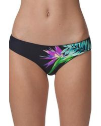 Rip Curl - Paradise Cove Hipster Bikini Bottom - Lyst
