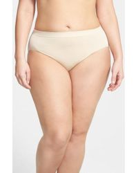 Wacoal | Smooth High Cut Briefs | Lyst
