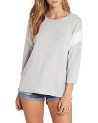Billabong - Kicking Game Sweatshirt - Lyst