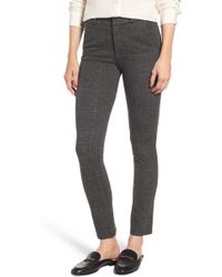 David Lerner - Trouser Cigarette Pants - Lyst