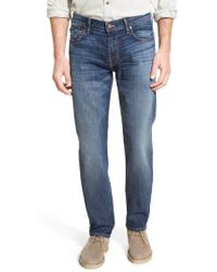 7 For All Mankind - 'slimmy - Luxe Performance' Slim Fit Jeans - Lyst