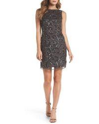 Pisarro Nights - Embellished Sheath Dress - Lyst