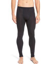 Hanro - Wool & Silk Long Underwear - Lyst