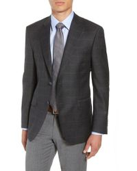 Peter Millar - Flynn Classic Fit Check Wool Sport Coat - Lyst