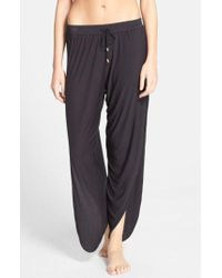 Laundry by Shelli Segal - Cover-up Pants - Lyst