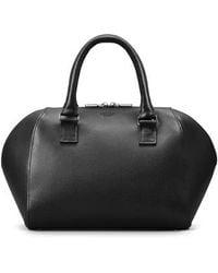 Shinola   Latigo Leather Domed Satchel   Lyst