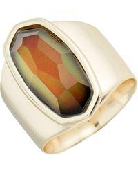 Kendra Scott - Leah Mood Stone Ring - Lyst