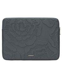 Rebecca Minkoff - Floral Embossed 13-inch Neoprene Laptop Sleeve - Lyst