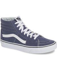 e3430d9ed6 Lyst - Vans 106-Hi Sneaker in Gray for Men
