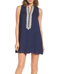 Lilly Pulitzer - Lilly Pulitzer Jane Shift Dress - Lyst