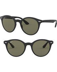 Ray-Ban - Phantos 50mm Polarized Sunglasses - - Lyst