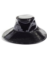 Eric Javits - Driptidoo Patent Bucket Rain Hat - - Lyst