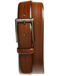 Ted Baker - Aggra Leather Belt - Lyst