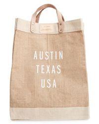 Apolis - Market Bag - Lyst