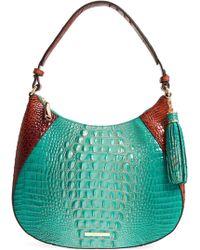 Brahmin - Amira Leather Shoulder Bag - - Lyst