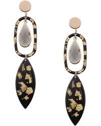 Nakamol - Harney Drop Earrings - Lyst