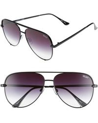 Quay - X Desi Perkins High Key 62mm Aviator Sunglasses - - Lyst