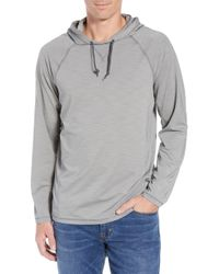 Tommy Bahama - Ocean Tides Performance Hoodie (type Writer) Men's Clothing - Lyst