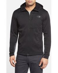 The North Face - 'canyonlands' Full Zip Hoodie - Lyst