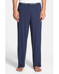 CALVIN KLEIN 205W39NYC - 'u1143' Micromodal Lounge Pants - Lyst