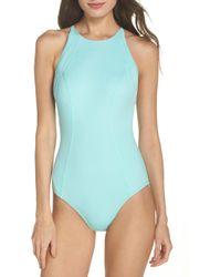 Zella - One-piece Swimsuit - Lyst