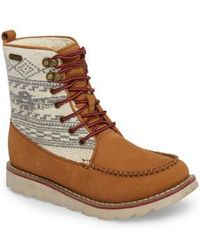 Royal Canadian - Patterned Waterproof Snow Boot - Lyst