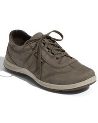 Mephisto - 'hike' Perforated Walking Shoe - Lyst