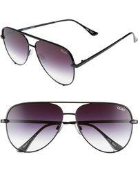 Quay - X Desi Perkins High Key 62mm Aviator Sunglasses - - Lyst