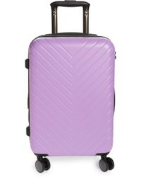 Nordstrom - Chevron 18-inch Spinner Carry-on - - Lyst