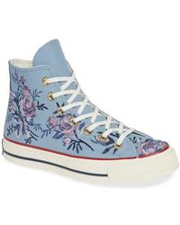 Converse - Chuck Taylor All Star Parkway Floral 70 High Top Sneaker - Lyst