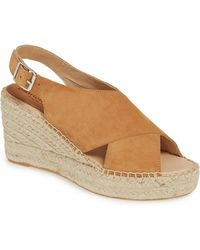 062c727b8d3 Patricia Green - Madeline Espadrille Wedge Sandal - Lyst