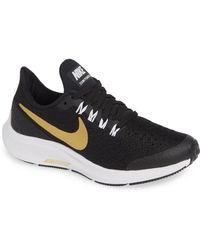 771ceb5bbd04b Lyst - Nike Air Zoom Pegasus 34 Shield Running Shoe in Black for Men