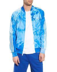 adidas Originals - Hu Holi Track Jacket - Lyst