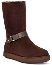 UGG - Ugg Classic Berge Water Resistant Short Boot - Lyst