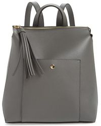 Sole Society - Fluri Faux Leather Backpack - - Lyst