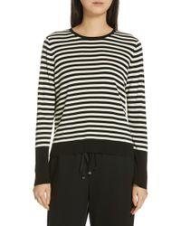 Eileen Fisher - Lyocell & Silk Sweater - Lyst