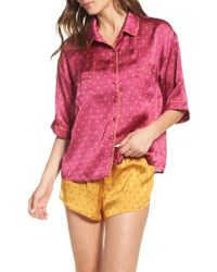 Chelsea28 Short Satin Pyjamas
