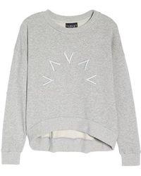 Varley - Holborn Embroidered Sweatshirt - Lyst