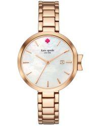 Kate Spade | Park Row Bracelet Watch | Lyst