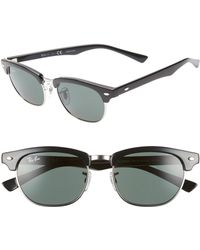 5026830330 Ray-Ban - Junior Clubmaster 47mm Sunglasses - - Lyst